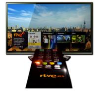 El 'Botón Rojo' de RTVE: Internet y televisión en televisores conectados