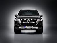 La nueva Clase M de Mercedes-Benz