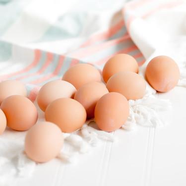 Cómo comprobar si los huevos siguen en buen estado