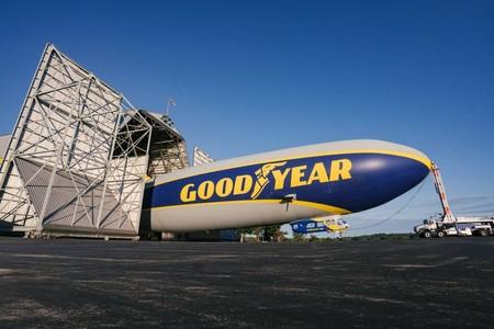 ¿Quieres hospedarte en el dirigible de Goodyear? Airbnb lo hace posible