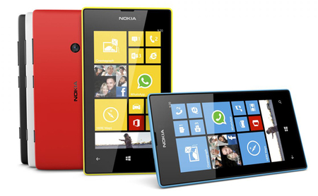 Nokia Lumia 520 y 720 se enlistan en las filas de Windows Phone 8
