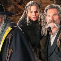 'The Hateful Eight', primeras imágenes del nuevo western de Tarantino