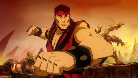 Mortal Kombat Legends Scorpions Revenge 27