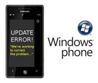 Microsoft reconoce oficialmente problemas en la primera actualización de Windows Phone 7