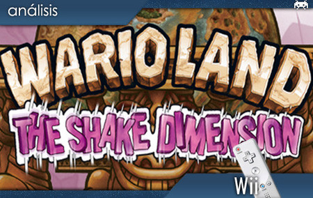 'Wario Land: The Shake Dimension'. Análisis