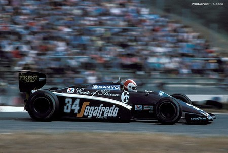 Johnny Cecotto F1