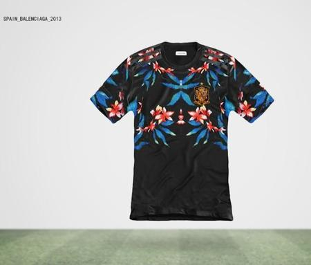 ¿Cómo serían las camisetas del mundial si las diseñaran los grandes de la moda?