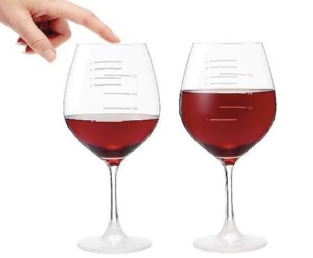 Major Scale Musical Wine Glasses