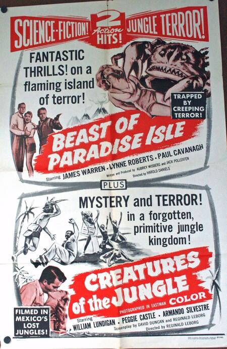 Beast Of Paradise Jmp