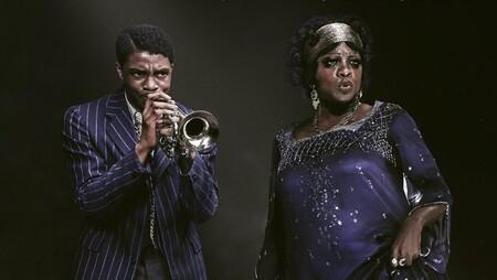 'La madre del blues': Netflix lanza el intenso tráiler de la última película de Chadwick Boseman con olor a Óscar