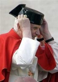 El Papa y el diseño inteligente