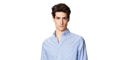 La elegancia casual de una camisa GANT