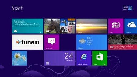 El me gusta y no me gusta de Windows 8