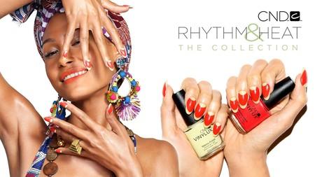 El ritmo se apodera de la nueva colección de lacas de uñas CND para este verano 2017