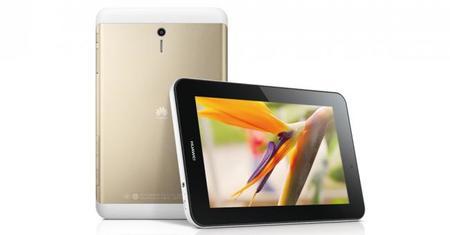 MediaPad 7 Youth2,  la nueva tablet Android de Huawei