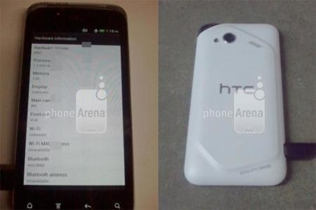 Filtrado un HTC con ICS, Sense 4.0 y LTE