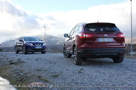 Nissan Qashqai: ahora, con 163 CV bajo el capó, es más potente que nunca