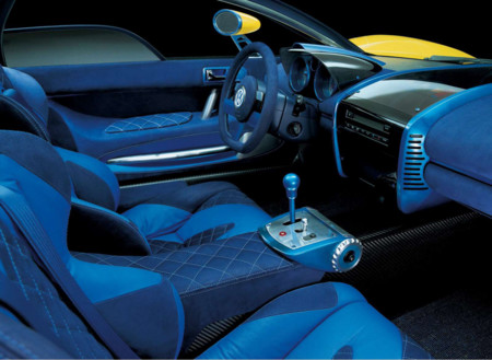 Volkswagen W12 Concept 1997 1600x1200 Wallpaper 09
