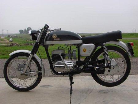 Bultaco Metralla Mk2, vendida por Kenny Roberts