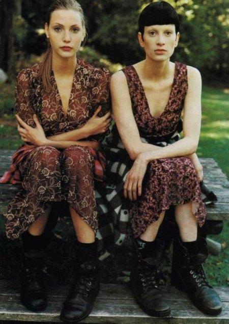 Perry Ellis Vogue 1992