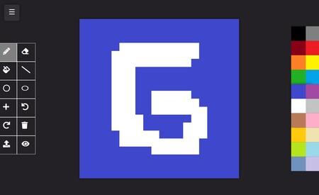Este editor de pixel art online es todo lo que necesitas para dar rienda suelta a tu creatividad al nivel del píxel