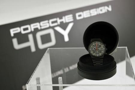 40 aniversario de Porsche Design, porque no todo son coches