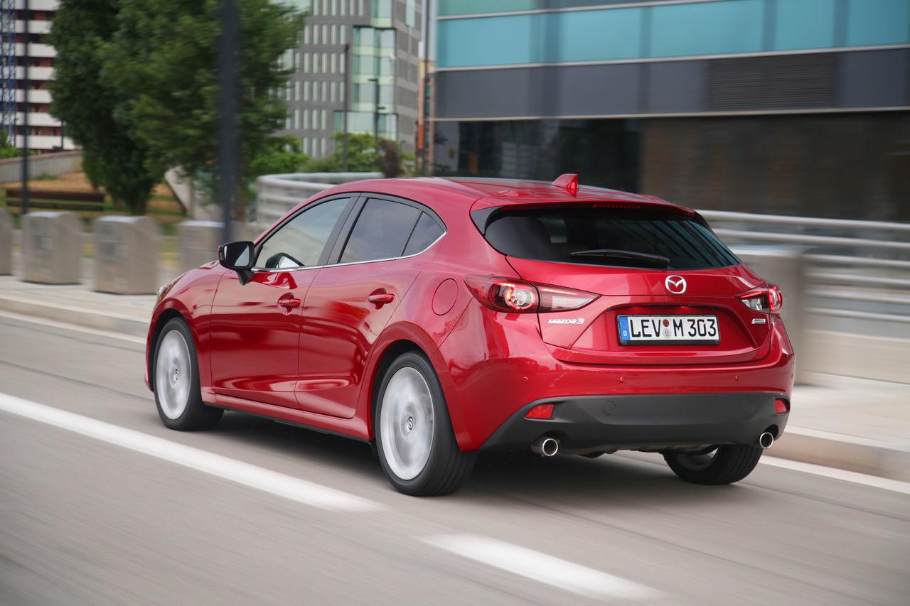 Foto de Mazda3 2013 (18/118)