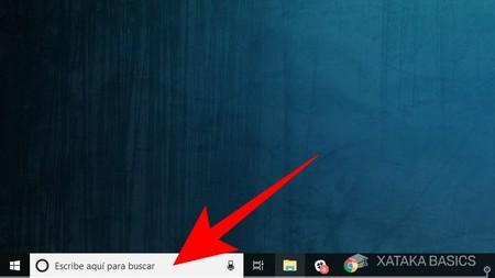 Abre Cortana