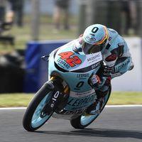 Marcos Ramírez consigue la segunda pole position consecutiva en Malasia