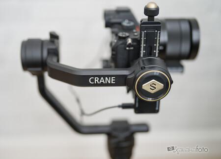 Zhiyun Crane 2s Review 15