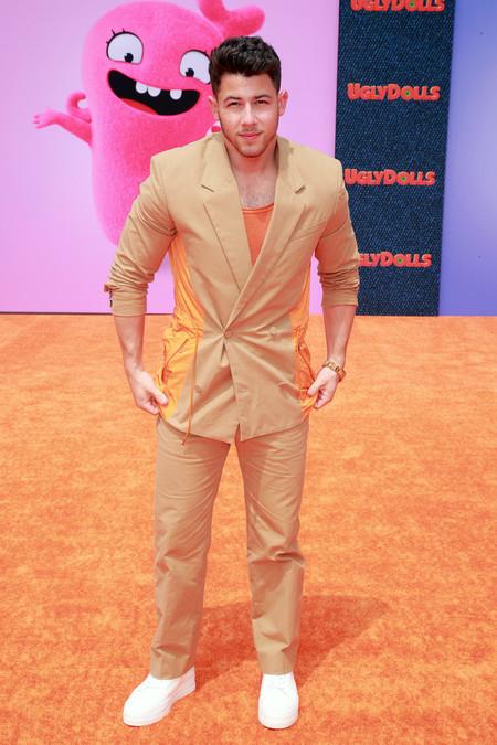 Nick Jonas Red Carpet Alfombra Roja Uglydolls 2