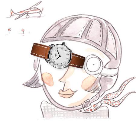 Comprando tiempo. Hermès se hace con otra compañía relojera suiza