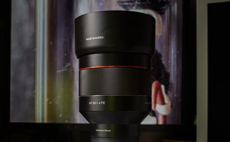 Samyang AF 85 mm f1.4 FE, análisis: El teleobjetivo más económico para los retratos