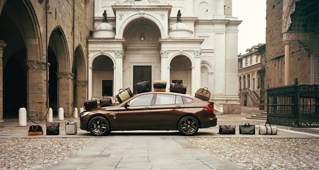 Foto de BMW Serie 5 Gran Turismo Trussardi (7/12)