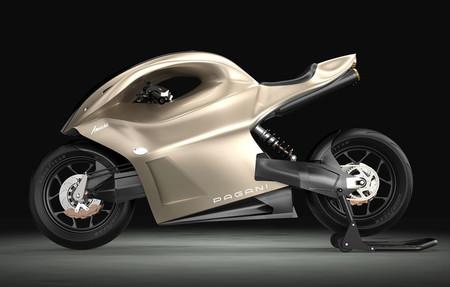 Pagani Amaru Hiperdeportiva Moto Prototipo Concept 3