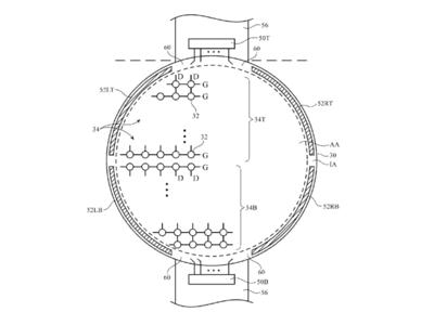 ¿Un Apple Watch redondo? Una patente así lo sugiere