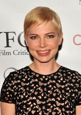 El look de Michelle Williams en los New York Film Critics Circle Awards 2010