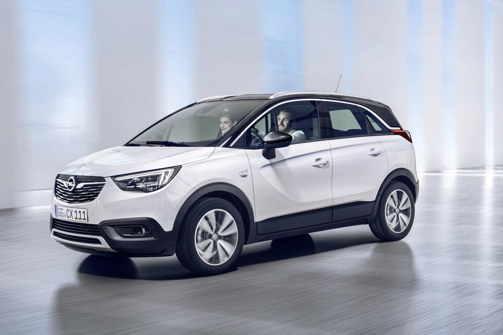 Foto de Opel Crossland X (1/11)