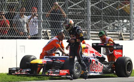 Red Bull podría haber dejado de usar alternadores Magnetti Marelli