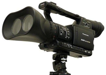 Panasonic AG-3DA1, la primera videocámara FullHD y 3D de la marca llegará a España en Octubre
