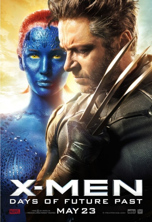 Foto de 'X-Men: Días del futuro pasado', carteles (2/21)