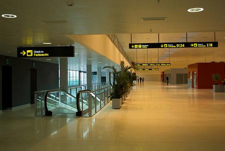 El Aeropuerto de Ciudad Real echa el cierre de manera temporal
