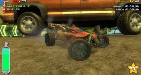 'Smash Cars' anunciado para PS3