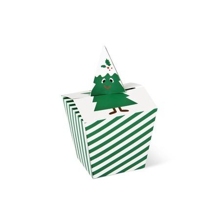 Flying Tiger Copenhagen Caja Arbol Navidad