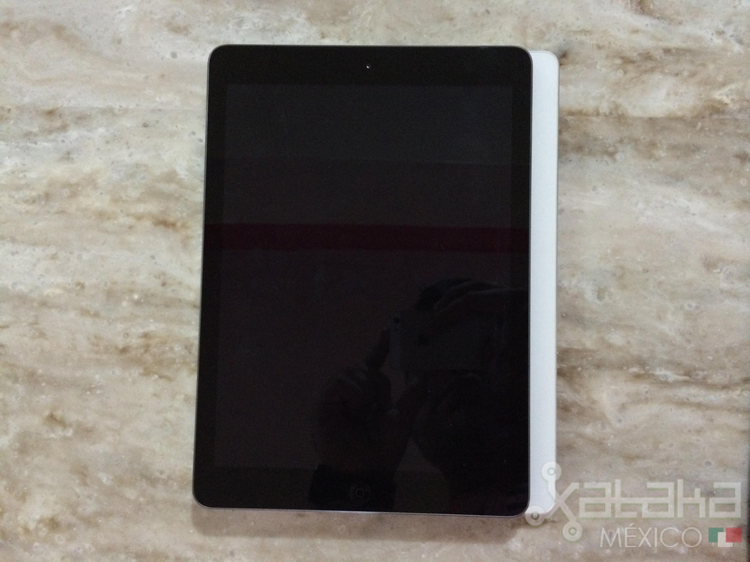 Foto de iPad Air, primer contacto (5/6)