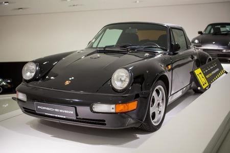 Porsche Museum Top Secret 986 1