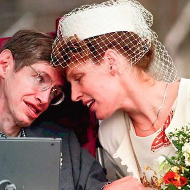 Así fueron las dos mujeres de la vida de Stephen Hawking: Jane Hawking y Elaine Mason