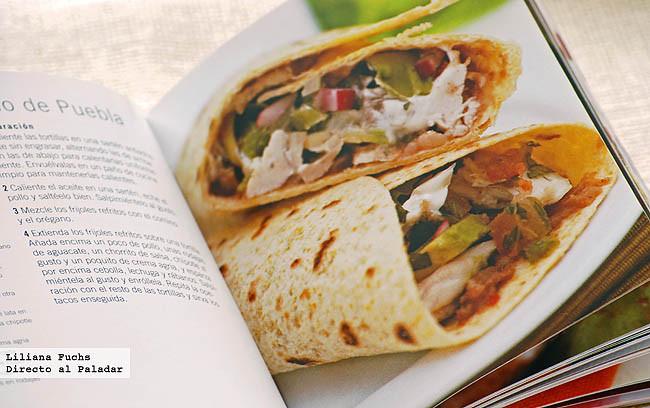 Cocina mexicana. Las más irresistibles recetas. Libro de cocina