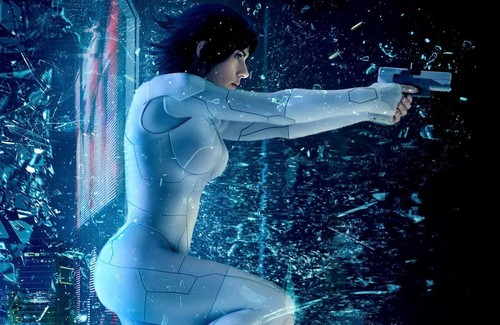 'Ghost in the Shell - El alma de la máquina', la película