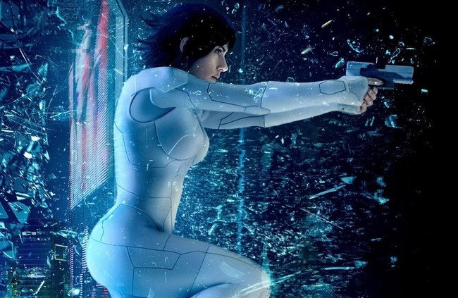 Cartel Ghost In The Shell